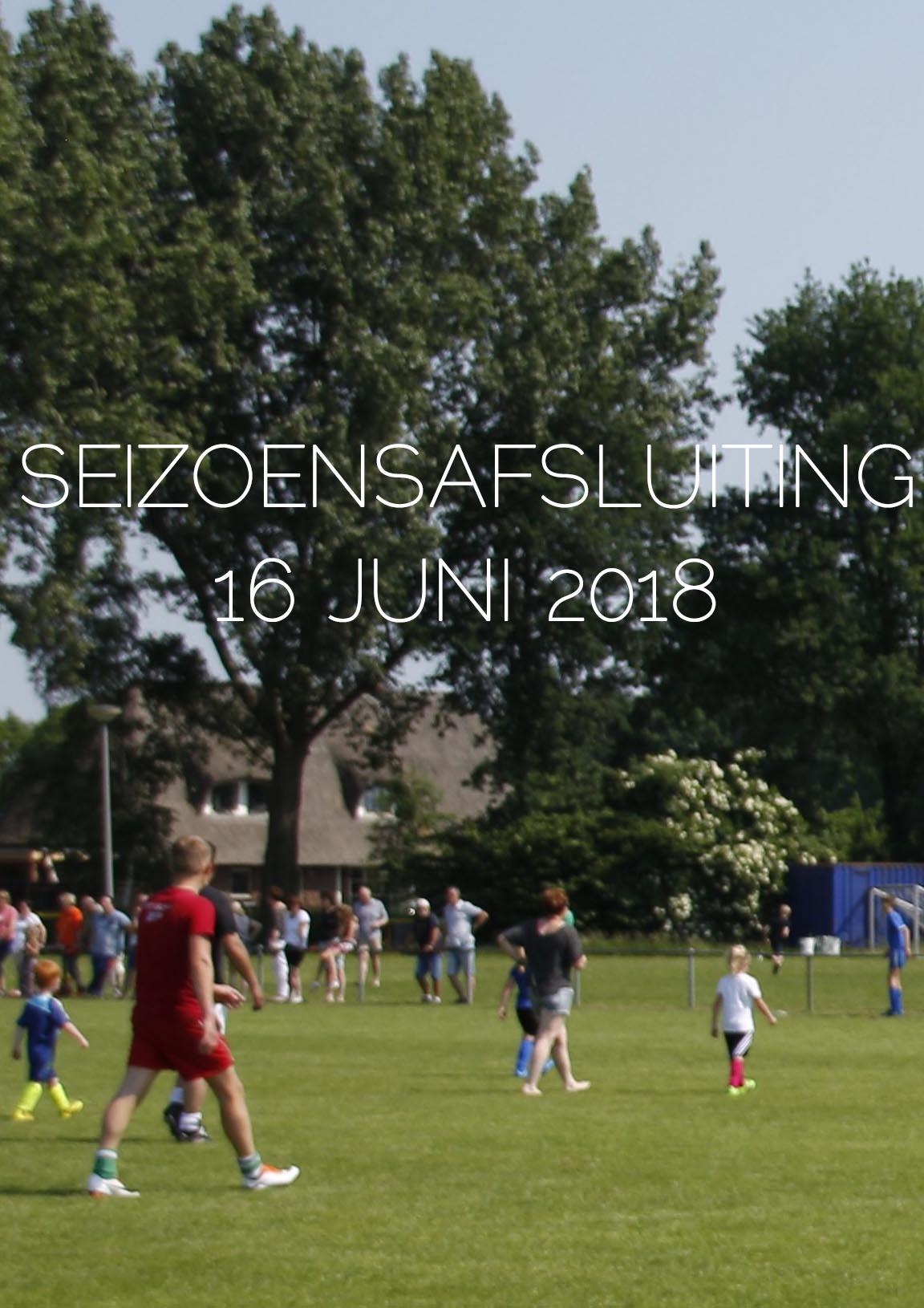 Seizoensafsluiting SV Blokzijl