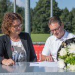 Tamek verlengt hoofdsponsor contract tot 2022