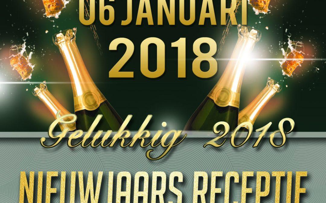 Nieuwjaarsreceptie SV Blokzijl