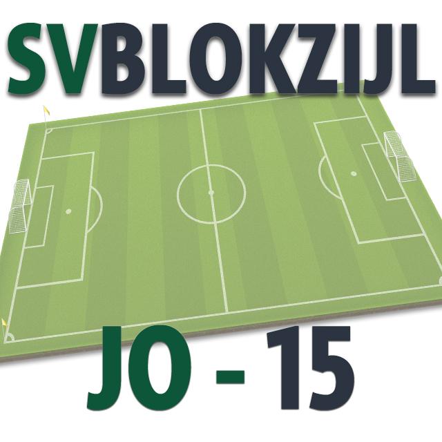 Urk JO-15  –  Blokzijl JO-15     1 – 11