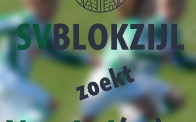 SV Blokzijl zoekt voetbal(st)er