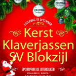 Ronald  Klarenbeek wint Kerstklaverjassen SV Blokzijl