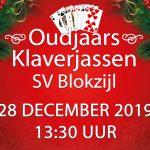Oudjaars klaverjassen SV Blokzijl 2019