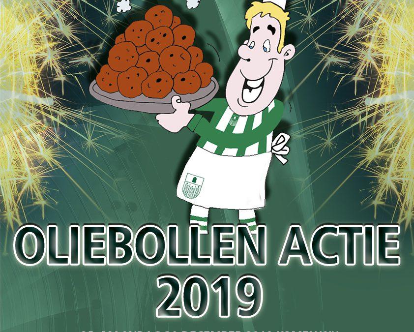 Oliebollenactie SV Blokzijl 2019