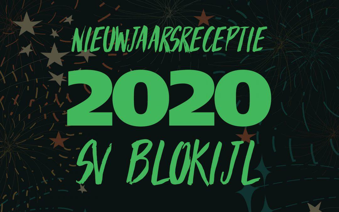 Nieuwjaarsreceptie SV Blokzijl 2020