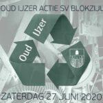Oud IJzer Actie SV Blokzijl 27 juni 2020